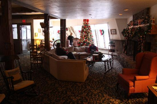 Grey Bonnet Inn : Christmas at the Inn