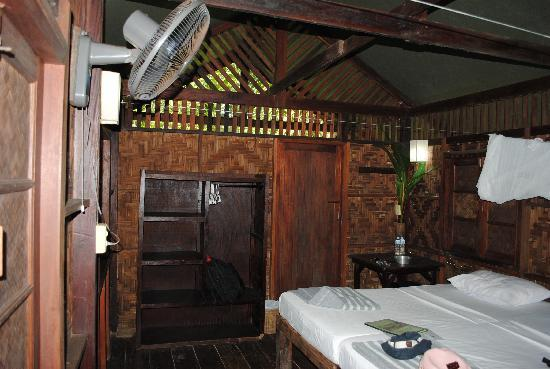 Khao Sok National Park, Tailândia: rooms