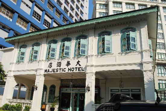 The Majestic Malacca : The hotel