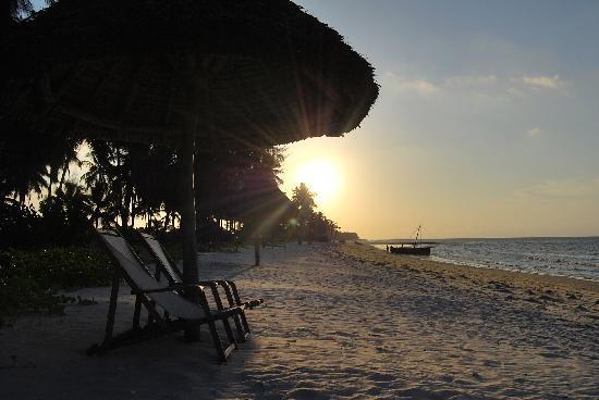 Butiama Beach: Strand