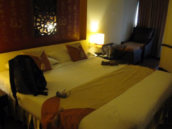 Chiang Mai Gate Hotel: our basic room