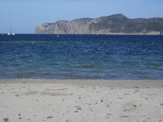 Palmira Isabela: spiaggia santa ponça