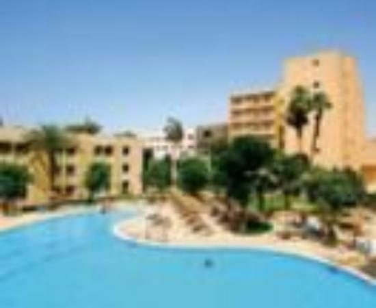 Eatabe Luxor Hotel : El Luxor Hotel Thumbnail
