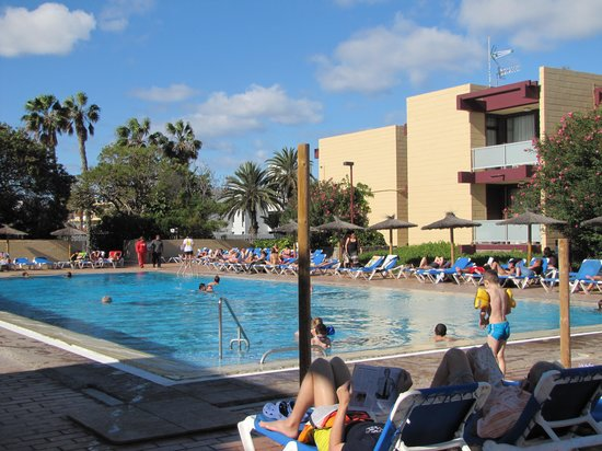 Hotel Palia Don Pedro: Palia Don Pedro, la piscine