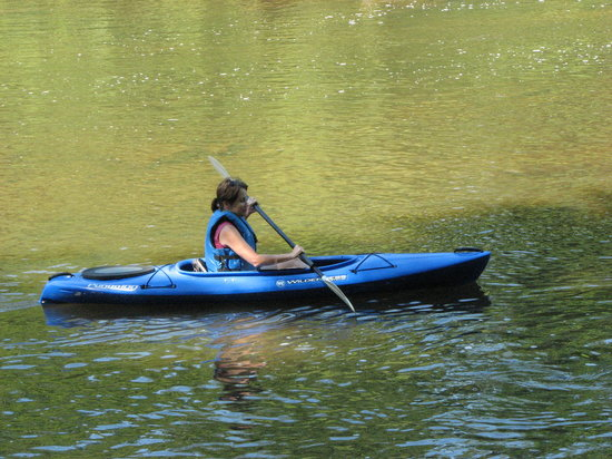 Burlington, Carolina del Norte: Haw River Paddle Trail
