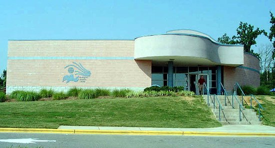 Burlington, Carolina del Norte: Maynard Aquatic Center