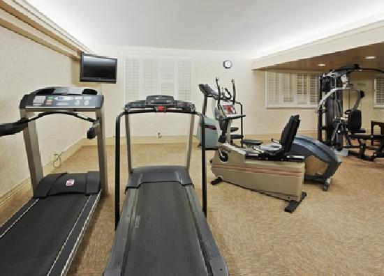 Holiday Inn Express San Francisco Airport South: Fitness Center