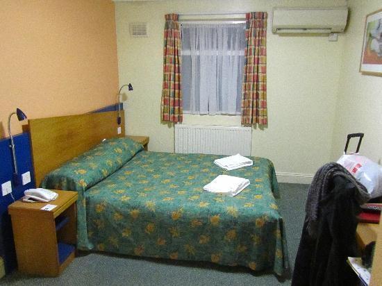 Comfort Inn Kings Cross: La chambre