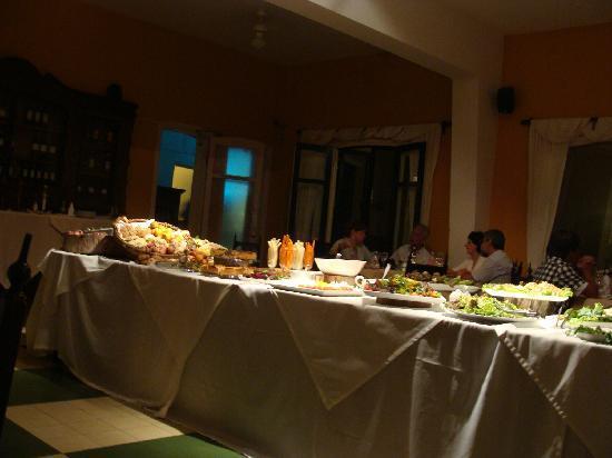 """Hotel Parque Oceanico: Magnífica """"cena"""" em 31.dezembro"""