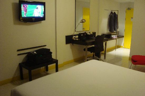 Chaydon Bangkok: Ma chambre (1)
