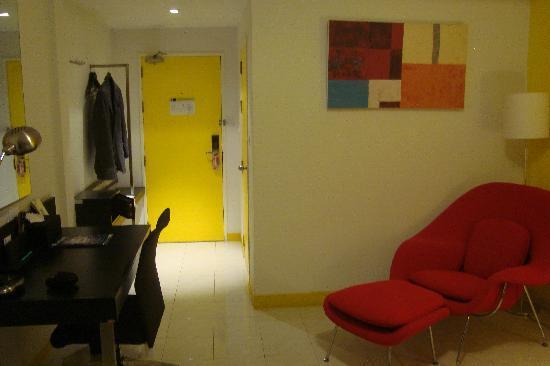 Chaydon Bangkok: Ma chambre (2)