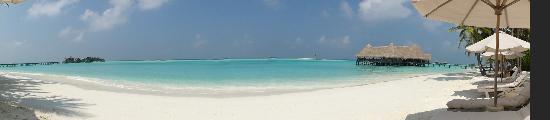 Gili Lankanfushi Maldives : the beach