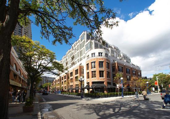 The Hazelton Hotel: Beautiful Yorkville location