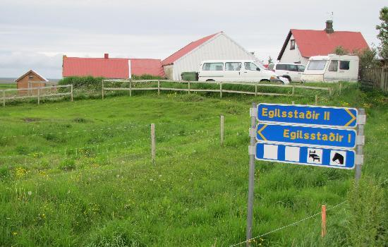 Egilsstadir 1: Guesthaus