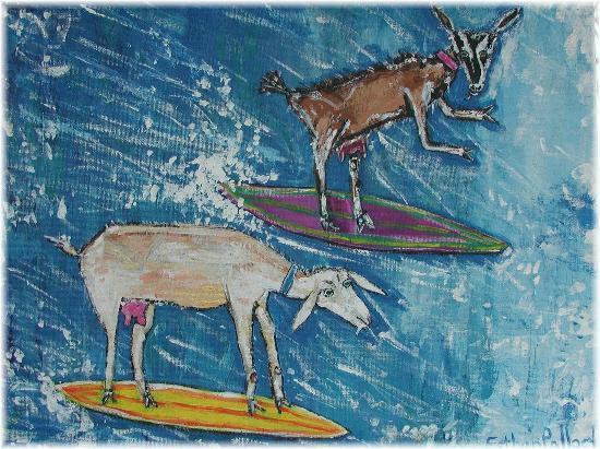 Surfing Goat Dairy 사진