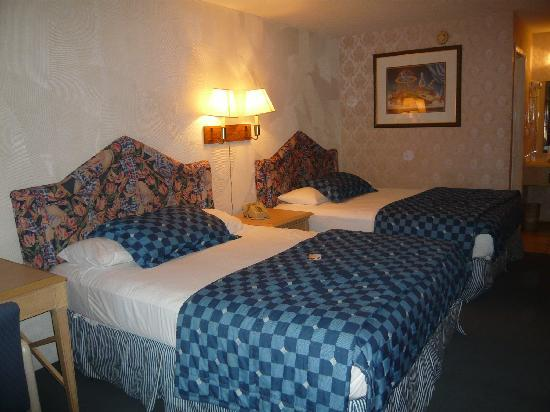 Knights Inn Kissimmee: La Habitación