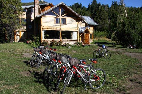 Cordillera Bike Rental & Tours: La flota de Cordillera Bike!