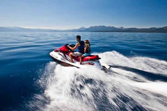 Lake Tahoe (California), CA: Lake Tahoe Adventure