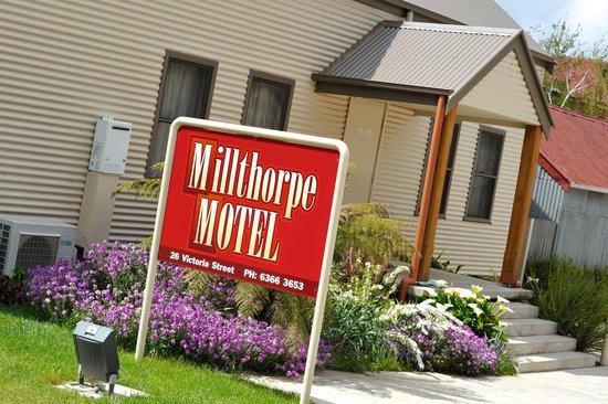 Millthorpe Motel