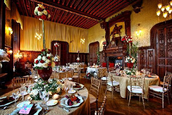 Challain-la-Potherie, Francja: Grand salon Reception