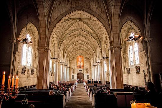 Chateau de Challain: Cathedral Weddings in Challain