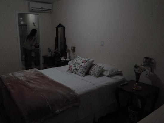 Marica B&B: Our room - just after arriving