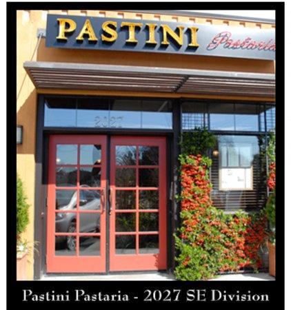 Pastini Portland Italian Restaurant