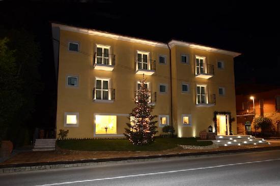 Hotel Corsignano - Pienza: esterno Hotel Corsignano
