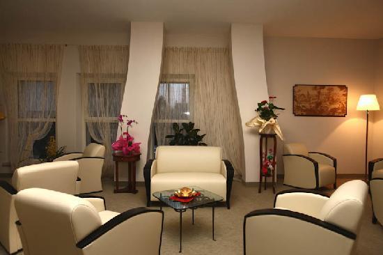 Hotel Corsignano - Pienza: sala tv