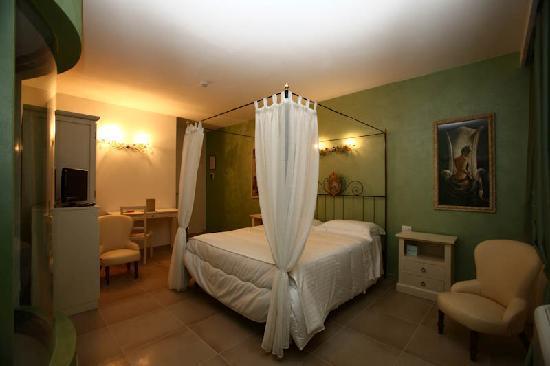 Hotel Corsignano - Pienza: Junior Suite