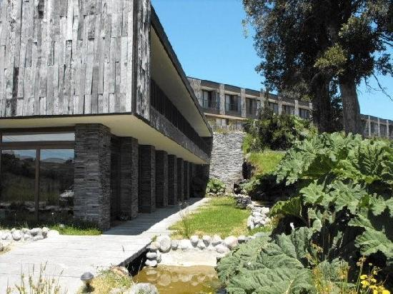 Arrebol Patagonia Hotel: restaurant aleli