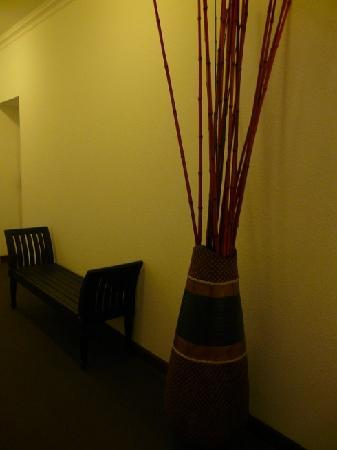 Hotel Aviv Dresden: Corridor