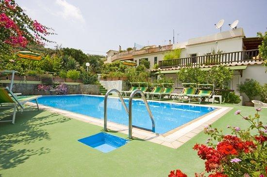 Hotel Villa Janto: Piscina 2