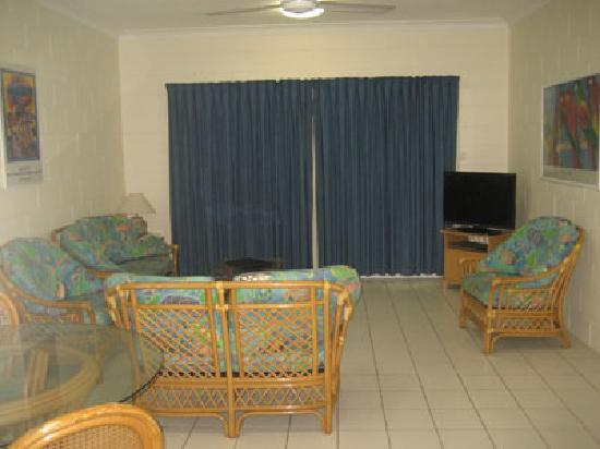 "At the Mango Tree Holiday Apartments: Rooms were cold and ""institution-like"""