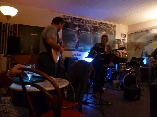 jam session im cafe epicur in klosterneuburg