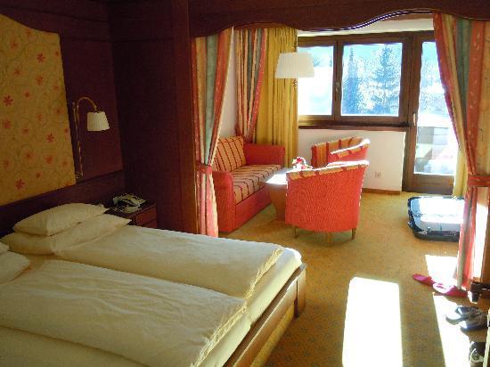 Thermenwelt Hotel Pulverer: room