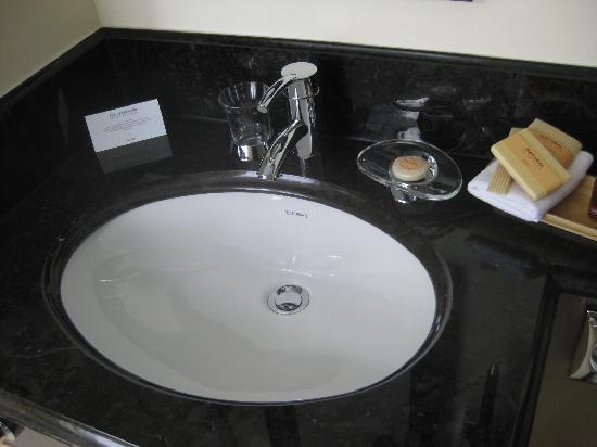 Steigenberger Grandhotel Belvedere: sink 2
