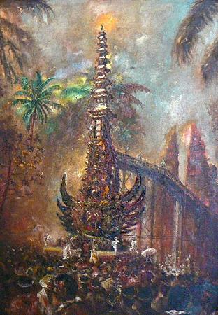 Bali Art *  Art Centre * Denpasar * Bali
