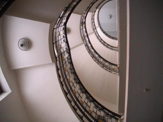 Residence Brehova - Prague City Apartments: Internal staircase