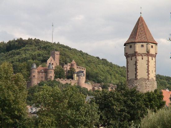 Wertheim, Germany: ヴェルトハイム城