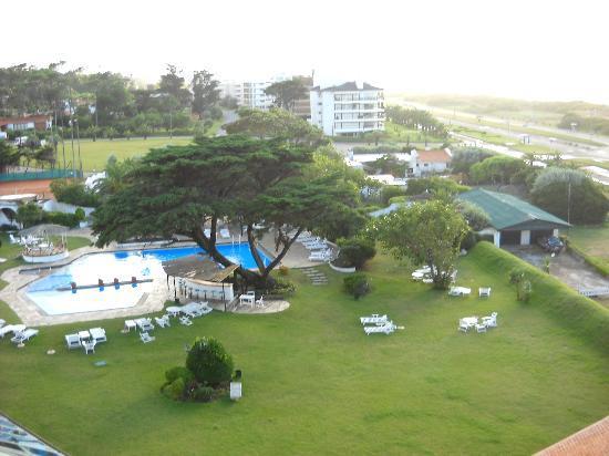 Hotel San Rafael : vista desde la habitacion