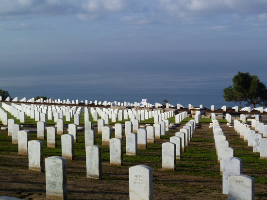 Fort Rosecrans Cemetery: Rosecrans Cemetery
