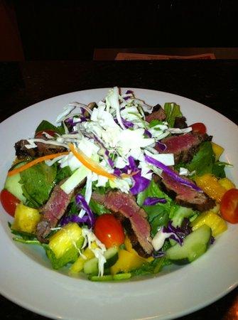 Datz Tampa : Grilled Thai beef salad