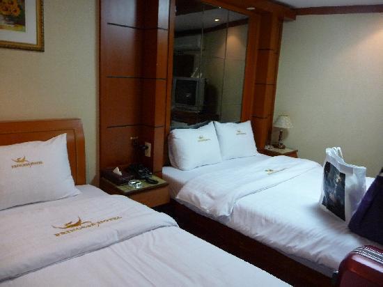 Hotel Princess: ツインルーム