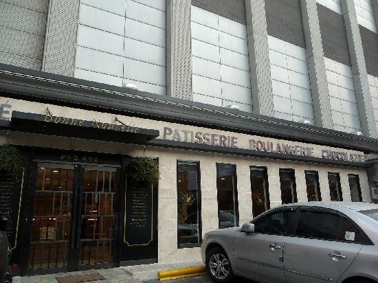 Hotel Princess: ホテルのパン屋