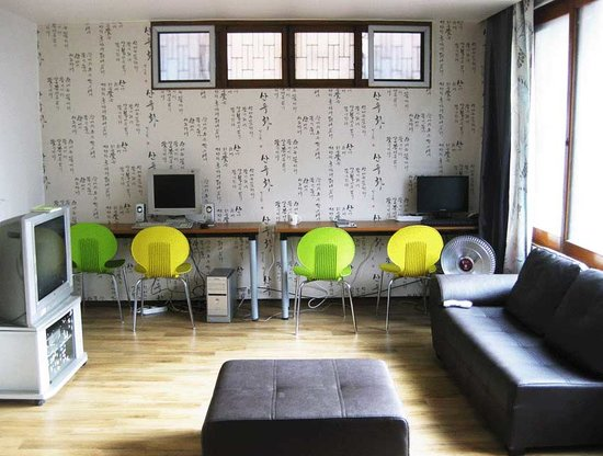 Seoul Walker Guest House: common room