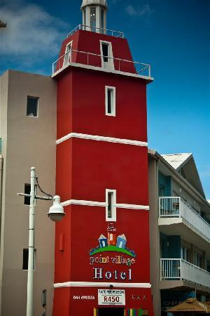 Point Village Hotel: The Hotel