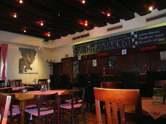 Humboldt Stubn : Restaurante_II