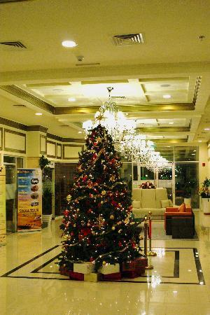 Acacia by Bin Majid Hotels & Resort: Lobby im Hotel