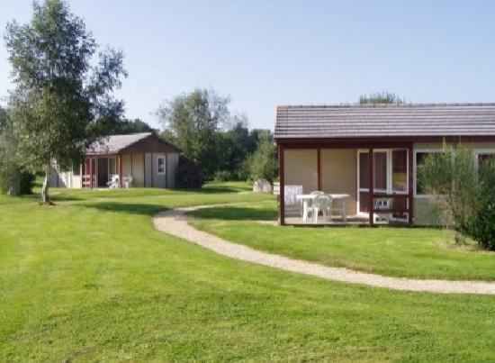 Stereden  - Village de chalets : Un hâvre de paix à proximité immédiate de la mer et des loisirs